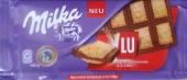 Alpenmilch Schokolade & LU Kekse