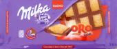 Cioccolato al latte & biscotti ORO