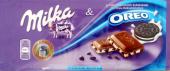 Alpenmilch Schokolade mit Oreo-Keksstückchen