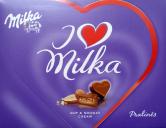 I love Milka Pralinés - NUT & NOUGAT CREAM