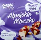 Alpejskie Mleczko o smaku śmietankowym (Happy Cows)