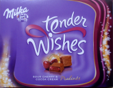 tender wishes - SOUR CHERRY & COCOA CREAM Pralinés