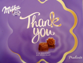 Thank You Á LA DESSERT AU CHOCOLAT