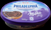 PHILADELPHIA with Milka