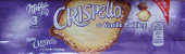CRISPello á la Vanille Pudding